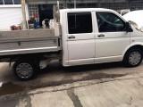 Transporter cift kabin kamyonet